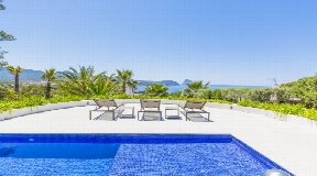 Exclusive villa in Cala Conta Ibiza for sale