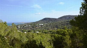 Townhouse in good conditions with beautiful views