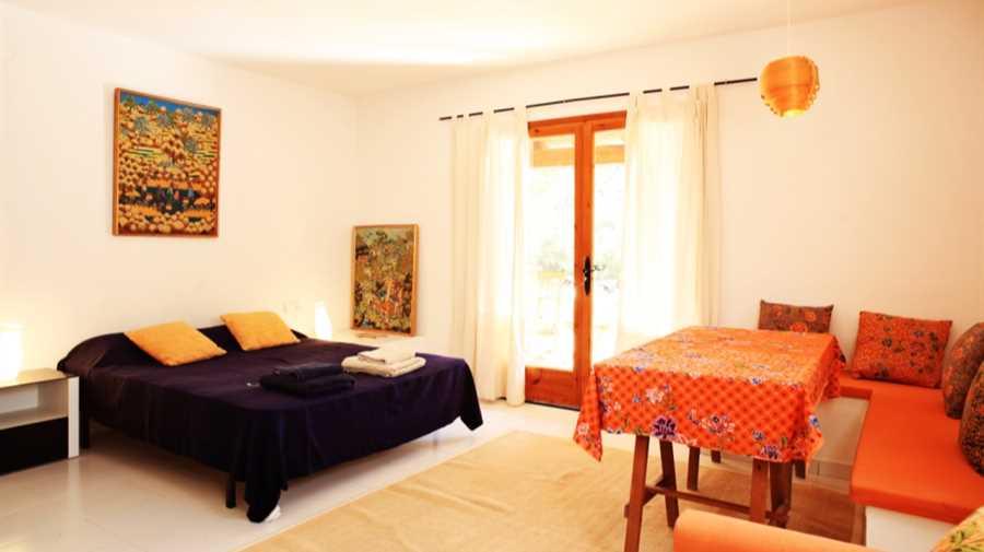 Villa with sea views Cala Tarida