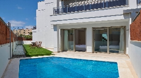 House for sale in Illa Plana in Ibiza
