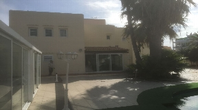 Villa in Playa den Bossa with 5 bedrooms and rental licence