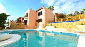 Villa located a few minutes from the Talamanca beach