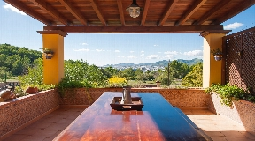 Cozy villa in Jesus on Ibiza on sale
