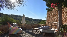 Rustikale Finca with amazing county views and church of San Miquel