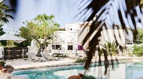 Moroccan design finca in San Jose with touristic licence