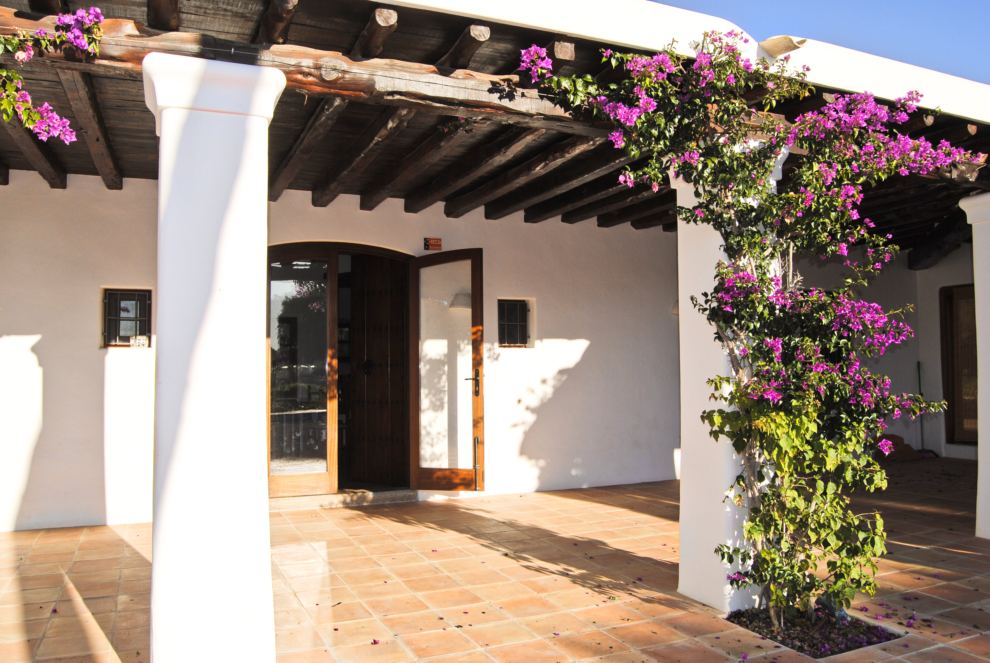 Renovated typical Ibizenko finca in the countryside of San Carlos