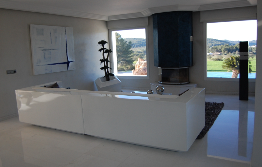 Huge mansion on 60000m2 of land with staggering views in San Miguel