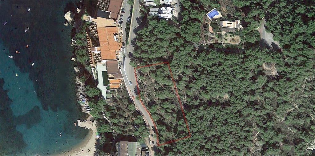 2 Urban plots with building permit and sea view in San Miguel for sale