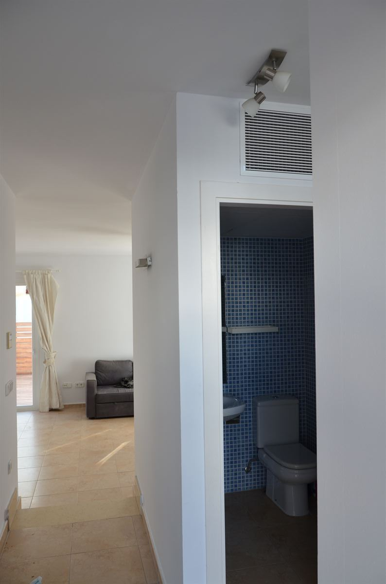 Well kept townhouse close to the beach of Talamanca