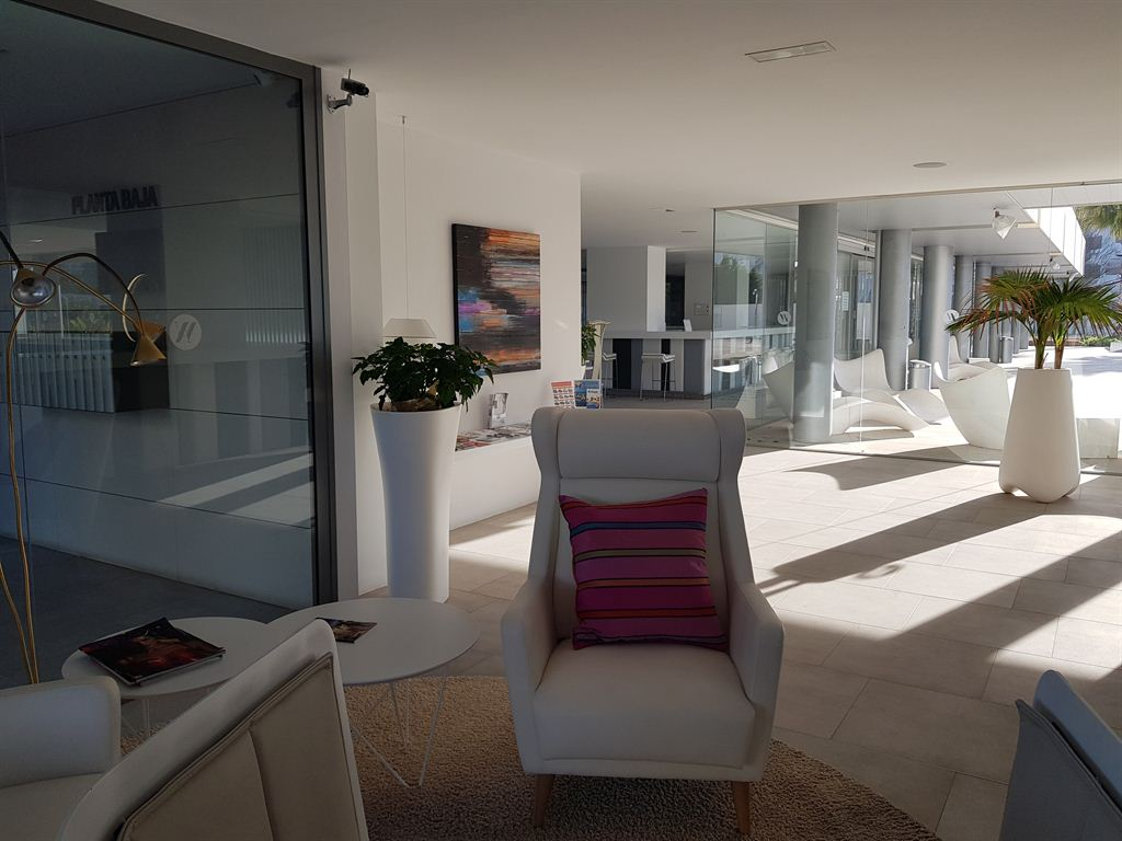 Luxury 2 bedrooms suite in White Angel in Ibiza for sale