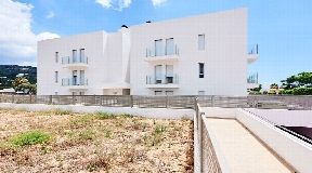 Newly build apartment with modern design in Jesus near to Ibiza
