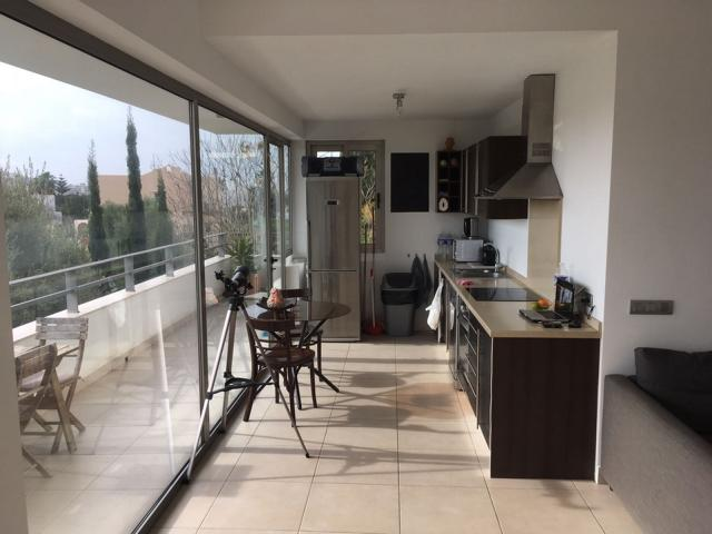 Amazing apartment for sale in Jesus -Talamanca with views to the old town