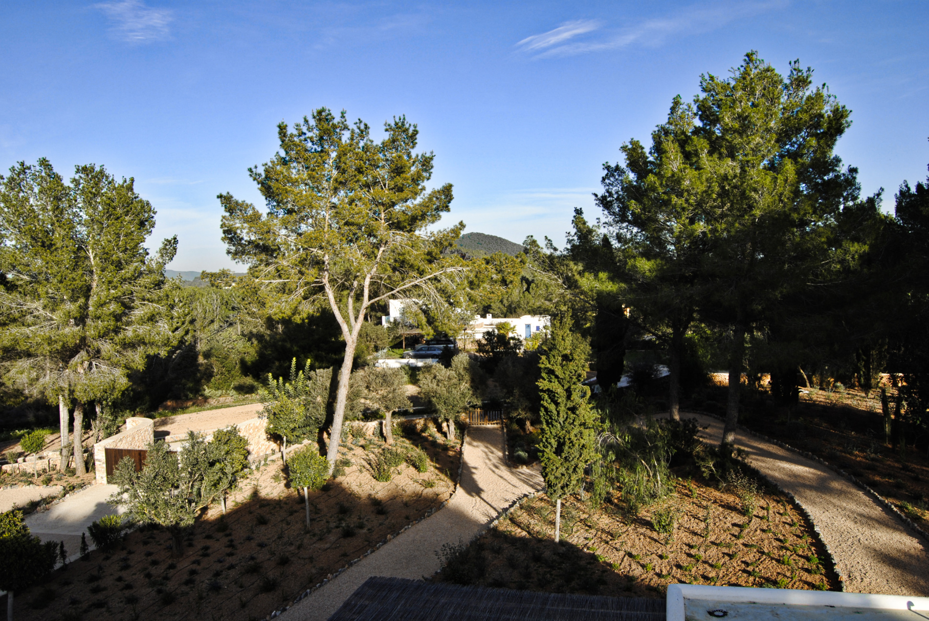 Unique Brand new built Blakstad finca in Santa Eulalia  for sale