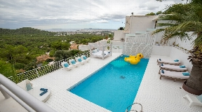 Glorious Villa for sale in Can Furnet with breathtaking views