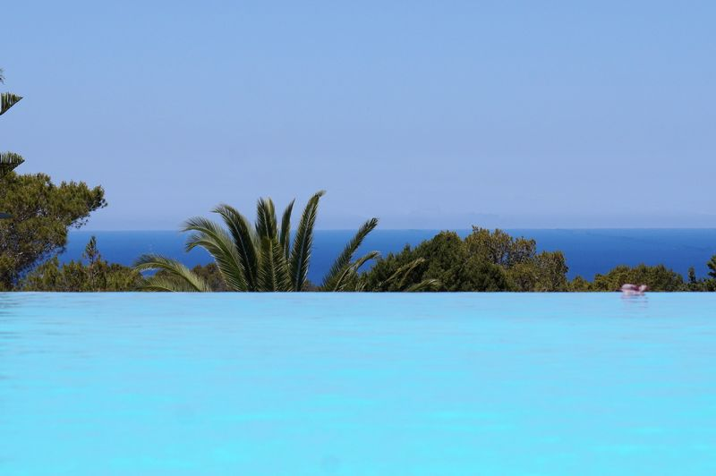 Modern 6 bedroom villa with nice views for sale in Cala Salada