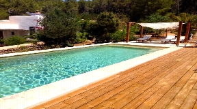 Superb finca with pool in Santa Gertrudis for sale