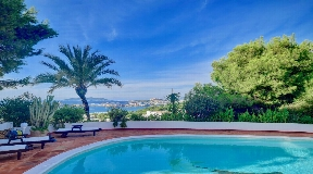 Incredible Villa in perfect locations with nice views in Can Pep Simo