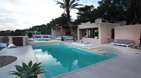 Moroccan Dream - Villa in Roca Lisa Ibiza