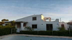Amazing villa for sale near to the beach in Cala de Bou