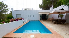 Nice villa for sale in Can Furnet with private pool