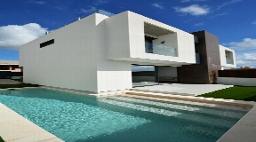 Amazing newly build villa in Jesus with private pool for sale
