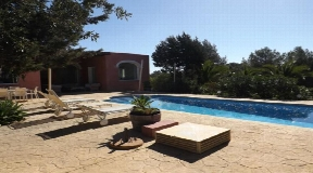 Wonderful villa in one of the most beautiful areas of Ibiza in ES Porroig