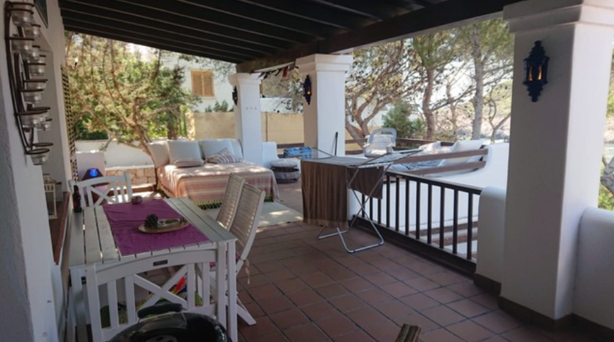 Amazing finca with sea views for sale in Portinatx