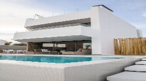 Ultra modern luxury villa in Talamanca