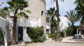 Rustic real estate in Port des Torrent for sale