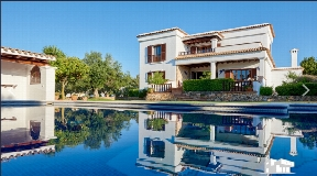 Lovely house on a picturesque plot with various fruit trees in San Augustin