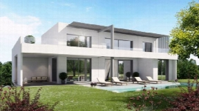 Urban plot with license and construction project for sale in Sa Carroca