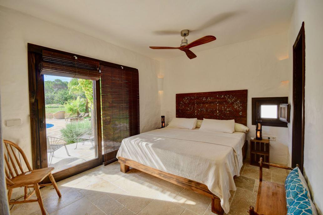 Dreamy newly rebuilt Finca in Cala de Boix for sale