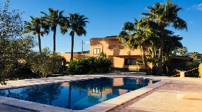 Wide villa for sale in San Jose -  close to Ibiza Town