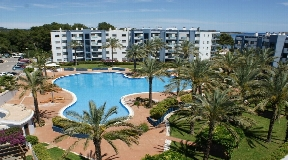 Amazing ground floor apartment to the beach in Santa Eulalia for sale