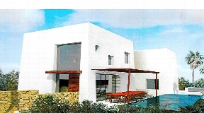 Wonderful newly built villa in Jesus with private pool for sale
