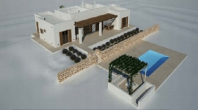 Amazing Plot for sale with 20.000m2 and project near Bambuddha in Santa Eulalia