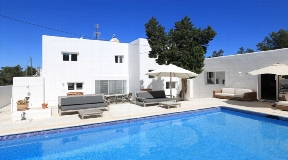 Amazing modern villa for sale in Cala de Bou for sale