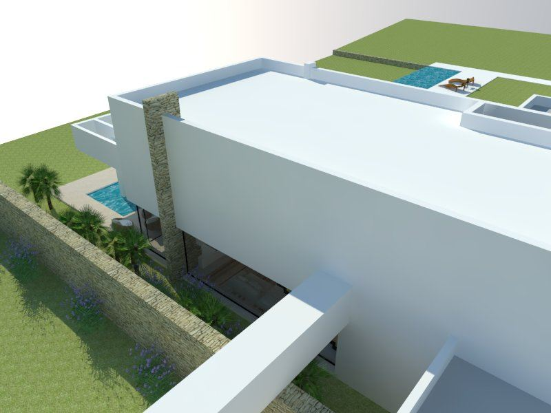 28,000m2 Land with a license for a villa for sale in Santa Gertrudis