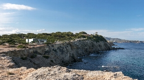 Superb Project for sale in Cala Martina to the Ibiza near to the sea