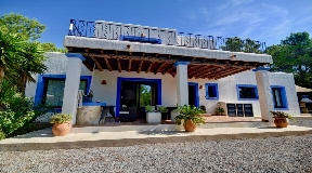 Super cosy finca in Sant Joan in the middle of nature with touristic license