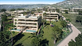 Apartments for sale project of one of the most exclusive residential complexes in Jesus