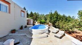 Nice villa with 2.500 M2 in Cala conta for sale
