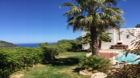 Nice villa with fantastic views and walking distance to the sea in San Miquel