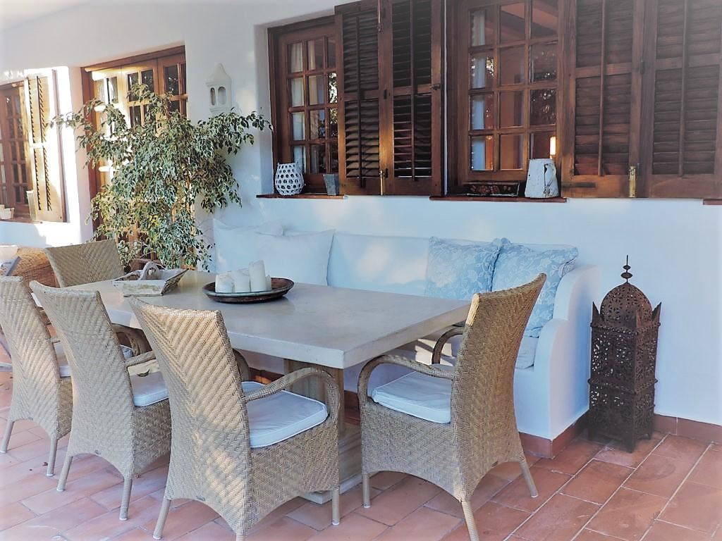 Superb Ibiza style villa for sale in the north of the island