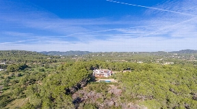 Unique Ibiza Style villa in Sant Carles de Peralta for sale