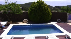 Nice Villa for sale in the village of San Jose with amazing views