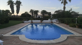 Nice detached villa in Siesta near Santa Eulalia for sale