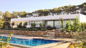 Wonderful newly built villa for sale in San Augustin