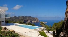 Unique luxurious villa near famous Benirras beach for sale