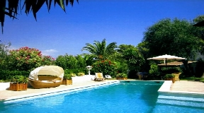 One of the oldest Ibizan villa for sale on the island in Can Furnet